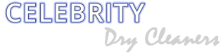 Celebrity Dry Cleaners Logo